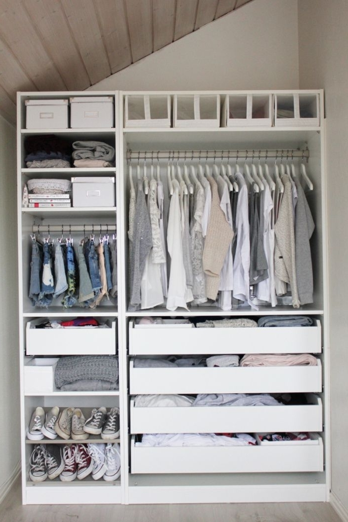 Best 25 Kids Wardrobe Storage Ideas Only On Pinterest Kids good for Drawers and Shelves for Wardrobes (Image 15 of 30)