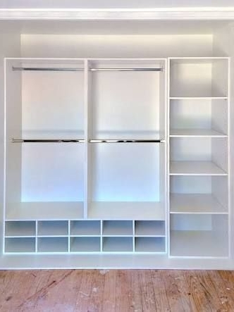 Best 25 Kids Wardrobe Storage Ideas Only On Pinterest Kids well throughout Double Rail Childrens Wardrobes (Image 23 of 30)