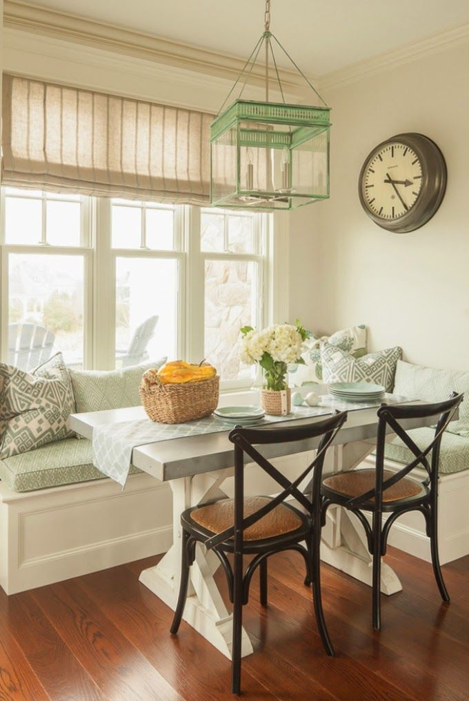 Best 25 Kitchen Bench Seating Ideas On Pinterest Window Bench Certainly Within Corner Seating Ideas (View 13 of 20)