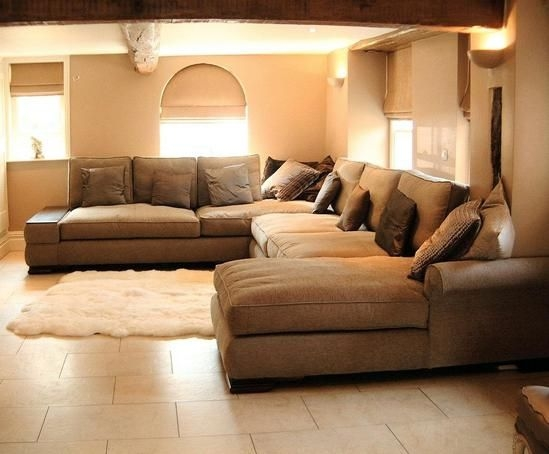 Best 25 Large Sectional Sofa Ideas Only On Pinterest Large certainly with regard to Extra Large Sectional Sofas (Image 7 of 20)