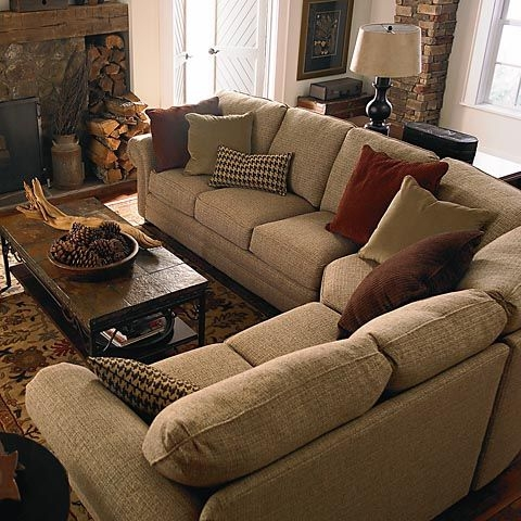 Best 25 Large Sectional Sofa Ideas Only On Pinterest Large properly with regard to Bassett Sectional Sofa (Image 9 of 20)