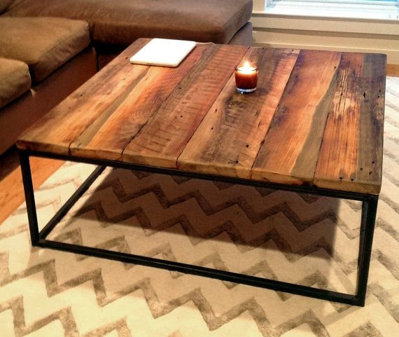 Best 25 Large Square Coffee Table Ideas On Pinterest Large certainly with regard to Metal Square Coffee Tables (Image 5 of 20)