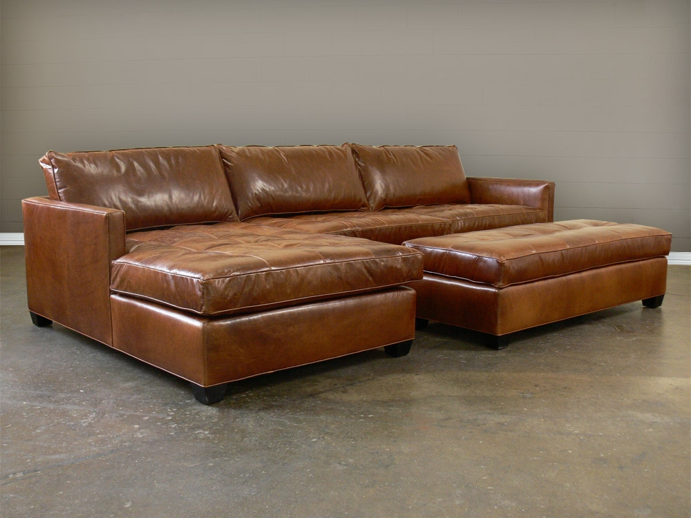 Best 25 Leather Sectional Sofas Ideas On Pinterest Leather definitely pertaining to Vintage Leather Sectional Sofas (Image 10 of 20)