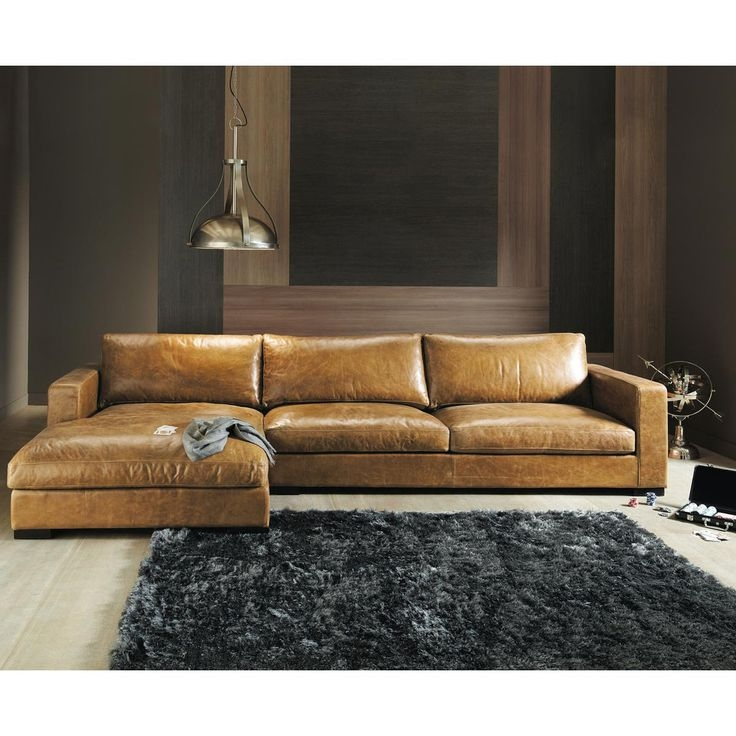 Best 25 Leather Sectionals Ideas Only On Pinterest Leather well with regard to Vintage Leather Sectional Sofas (Image 11 of 20)