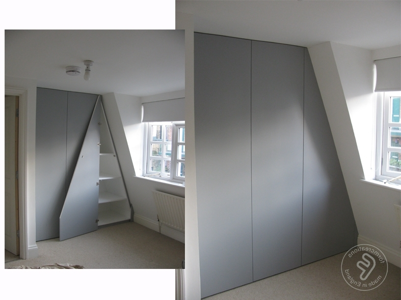 Best 25 Made To Measure Wardrobes Ideas Only On Pinterest certainly in Alcove Wardrobes Designs (Image 9 of 30)