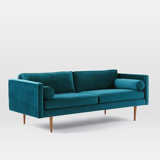 Best 25 Mid Century Sofa Ideas On Pinterest Mid Century Modern clearly with Mid Range Sofas (Image 9 of 20)