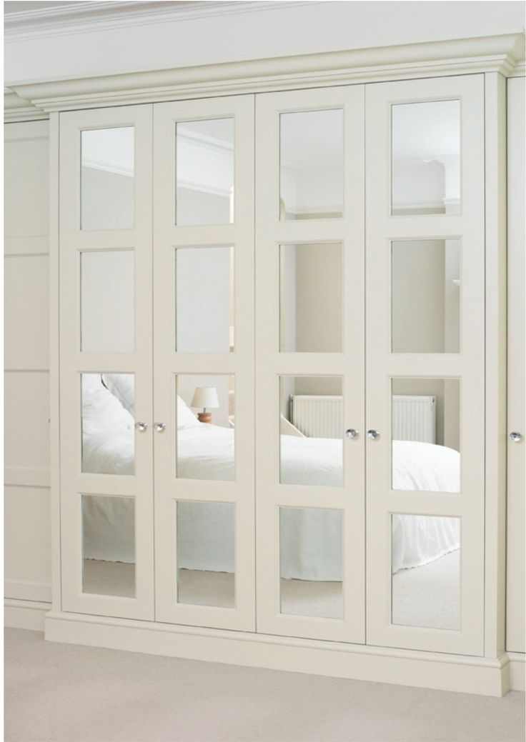 Best 25 Mirrored Wardrobe Doors Ideas On Pinterest Mirrored well inside Solid Wood Fitted Wardrobe Doors (Image 26 of 30)