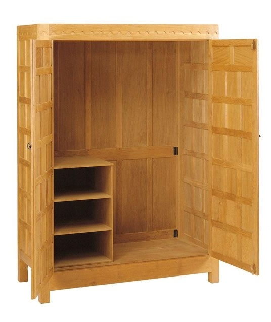 Best 25 Oak Wardrobe Ideas On Pinterest Wooden Wardrobe Closet certainly with Double Rail Oak Wardrobes (Image 8 of 30)