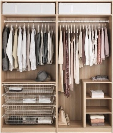 Best 25 Open Wardrobe Ideas On Pinterest Hanging Wardrobe very well for Drawers and Shelves for Wardrobes (Image 30 of 30)