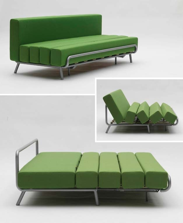 Best 25 Ottoman Sofa Bed Ideas On Pinterest Small Beds Pallet properly throughout Diy Sleeper Sofa (Image 7 of 20)