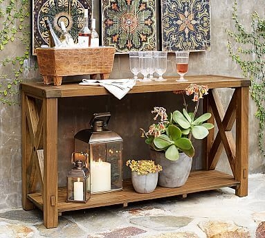 Best 25 Outdoor Console Table Ideas Only On Pinterest Diy Sofa clearly with regard to Patio Sofa Tables (Image 8 of 20)