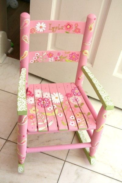 Best 25 Painted Childs Chair Ideas On Pinterest Painted Kids Clearly With  Personalized Kids Chairs And