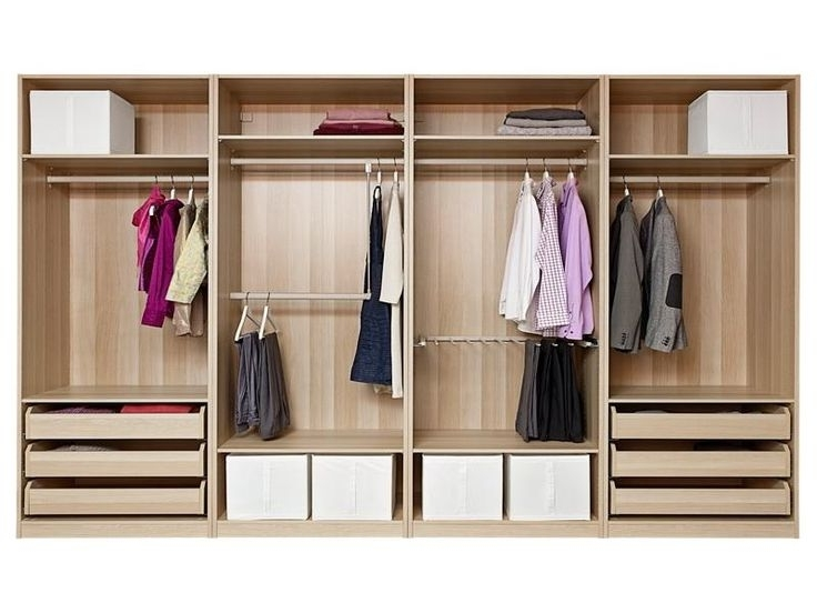 Best 25 Pax Closet Ideas On Pinterest Ikea Walk In Wardrobe good for Double Rail Wardrobes Ikea (Image 8 of 30)