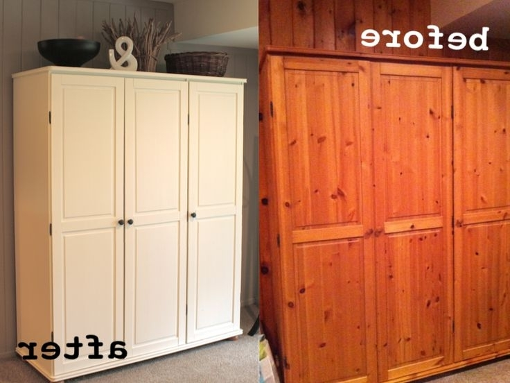 Best 25 Pine Wardrobe Ideas Only On Pinterest Painting Pine definitely inside Dark Wood Wardrobes Ikea (Image 20 of 30)