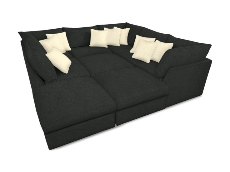 Best 25 Pit Couch Ideas On Pinterest Pit Sectional nicely with Pit Sofas (Image 6 of 20)