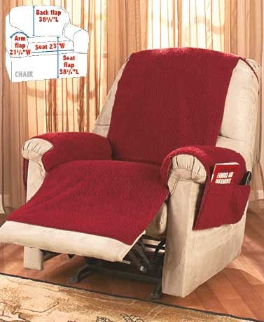 Best 25 Recliner Cover Ideas On Pinterest How To Reupholster Most Certainly Within Covers For Sofas And Chairs (View 9 of 20)