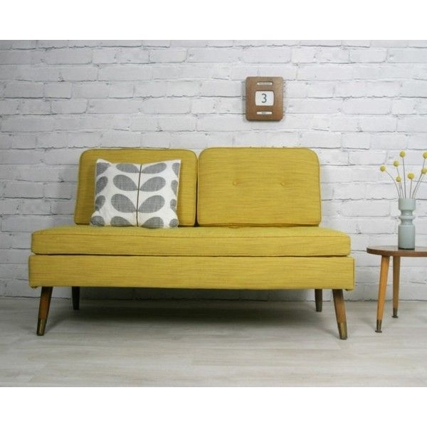 Best 25 Retro Couch Ideas On Pinterest Retro Sofa Orange Room properly within Retro Sofas And Chairs (Image 7 of 20)