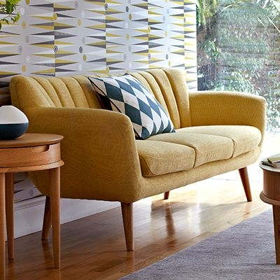 Best 25 Retro Couch Ideas On Pinterest Retro Sofa Orange Room well within Retro Sofas and Chairs (Image 8 of 20)
