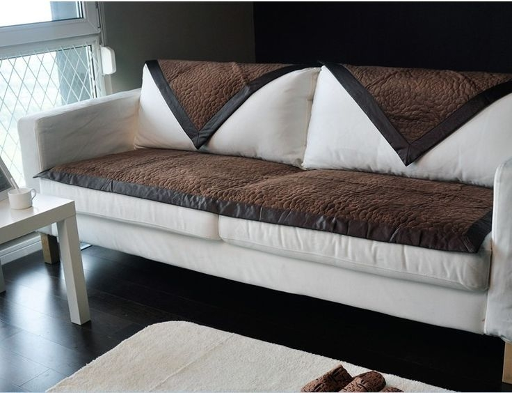 Best 25 Sectional Couch Cover Ideas On Pinterest Diy Living Very Well Regarding Sofa Settee Covers (View 6 of 20)