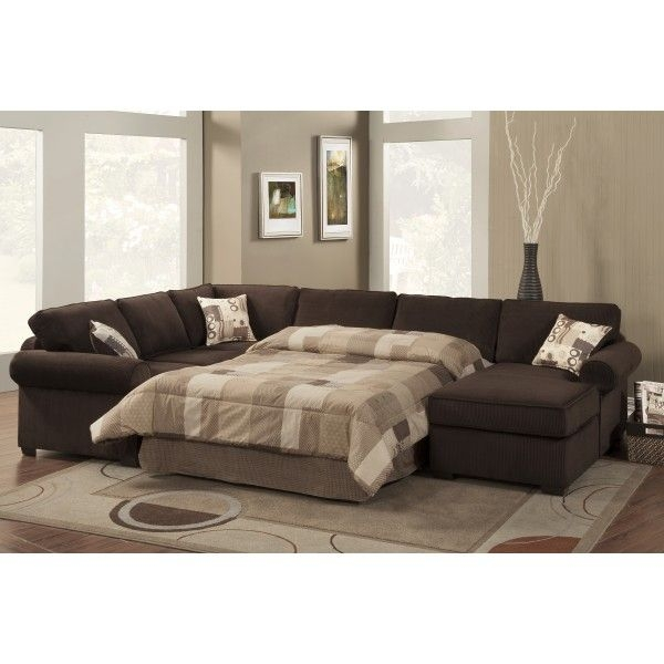 Best 25 Sectional Sleeper Sofa Ideas Only On Pinterest Sleeper very well regarding 3 Piece Sectional Sleeper Sofa (Image 5 of 20)