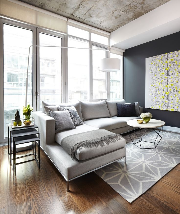 Best 25 Sectional Sofa Decor Ideas On Pinterest Sectional Sofa most certainly pertaining to Cool Small Sofas (Image 9 of 20)