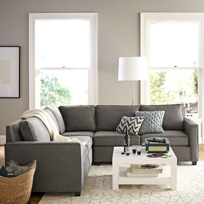 Best 25 Sectional Sofa Layout Ideas Only On Pinterest Family Very Well For Coffee Table For Sectional Sofa (View 5 of 20)