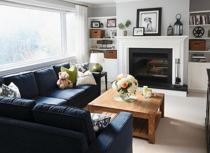 Best 25 Sectional Sofa Layout Ideas Only On Pinterest Family Very Well For Coffee Table For Sectional Sofa (View 4 of 20)