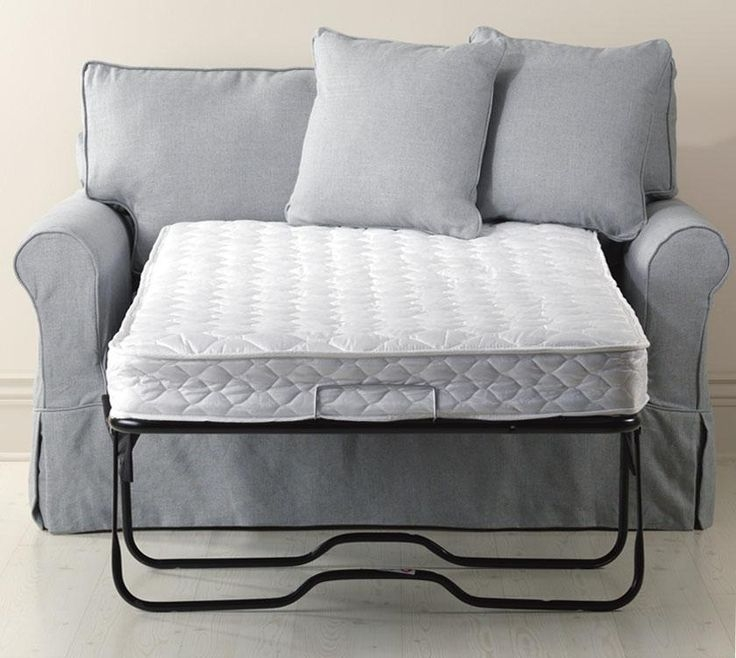 Best 25 Sleeper Couch Ideas On Pinterest My Spare Room Small nicely regarding Twin Sofa Chairs (Image 6 of 20)