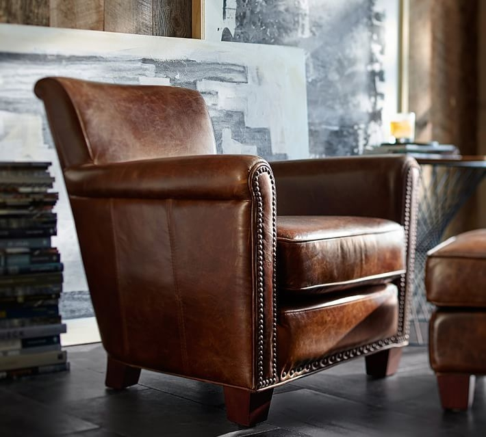 Best 25 Small Leather Chairs Ideas That You Will Like On definitely in Compact Armchairs (Image 8 of 20)