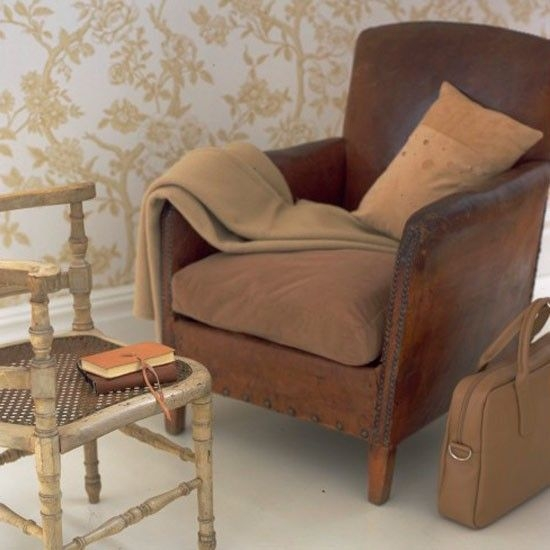Best 25 Small Leather Chairs Ideas That You Will Like On nicely within Compact Armchairs (Image 9 of 20)