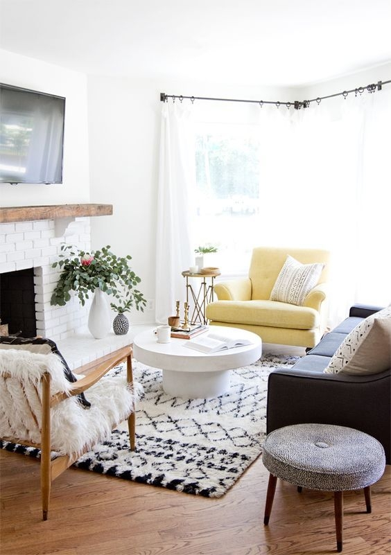 Best 25 Small Living Room Chairs Ideas On Pinterest Room Layout properly with regard to Armchairs For Small Spaces (Image 10 of 20)