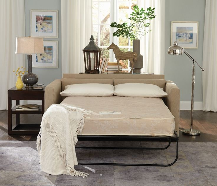 Best 25 Small Sleeper Sofa Ideas On Pinterest Spare Bed good inside Full Size Sofa Sleepers (Image 3 of 20)