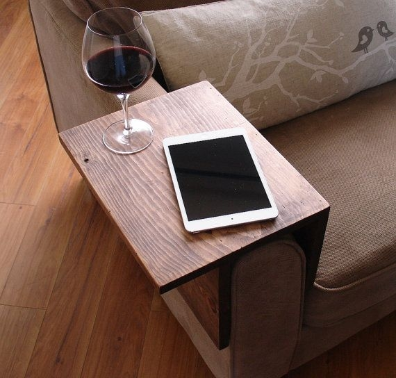 Best 25 Sofa Side Table Ideas That You Will Like On Pinterest clearly with Sofa Drink Tables (Image 6 of 20)