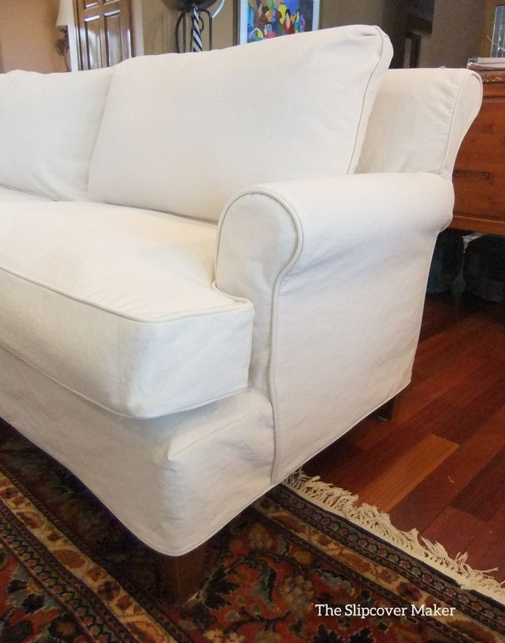 Best 25 Sofa Slipcovers Ideas On Pinterest Slipcovers Chair perfectly within Washable Sofas (Image 1 of 20)