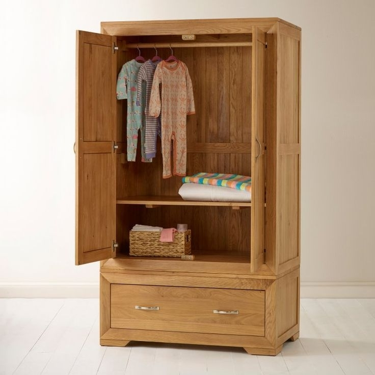 Best 25 Solid Oak Wardrobe Ideas On Pinterest Handmade Drawers definitely with regard to Oak Wardrobe With Drawers And Shelves (Image 18 of 30)