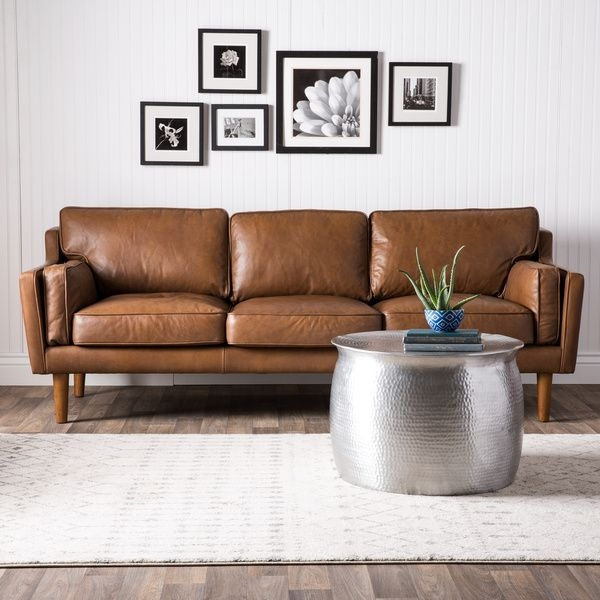 Best 25 Tan Leather Sofas Ideas On Pinterest Tan Leather certainly throughout Light Tan Leather Sofas (Image 2 of 20)