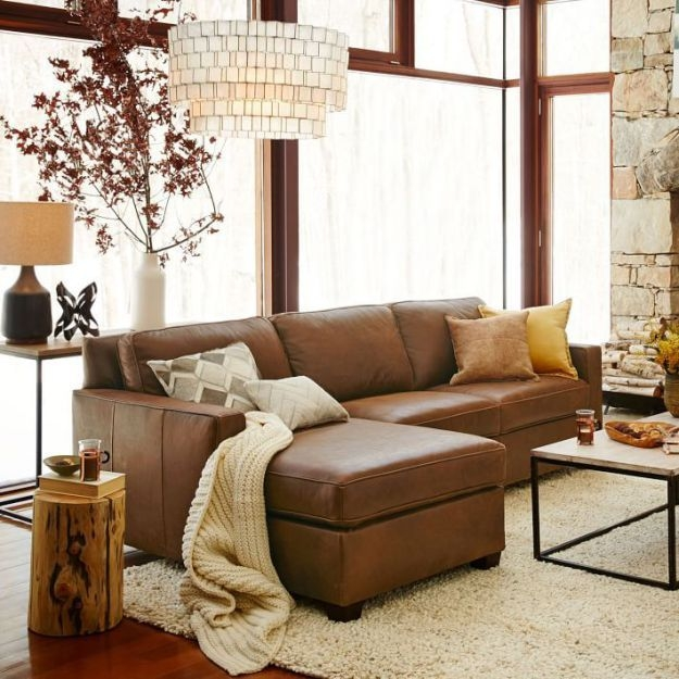 Best 25 Tan Leather Sofas Ideas On Pinterest Tan Leather perfectly in Light Tan Leather Sofas (Image 3 of 20)