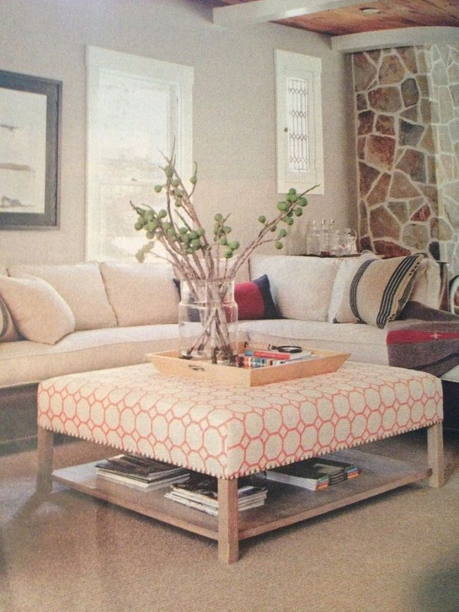 Best 25 Upholstered Coffee Tables Ideas On Pinterest definitely inside Fabric Coffee Tables (Image 6 of 20)