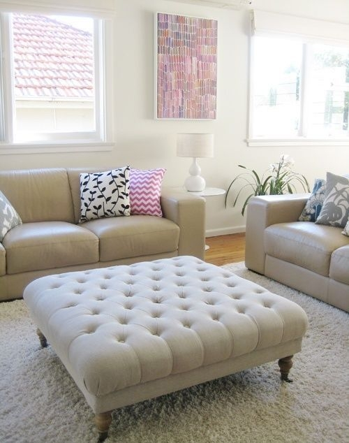 Best 25 Upholstered Coffee Tables Ideas On Pinterest nicely pertaining to Fabric Coffee Tables (Image 7 of 20)