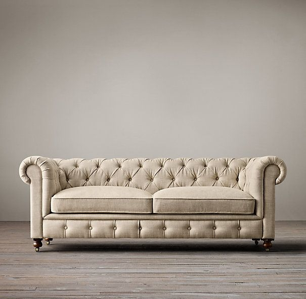 Best 25 Upholstered Sofa Ideas On Pinterest Sofa Reupholstery perfectly with Affordable Tufted Sofa (Image 6 of 20)