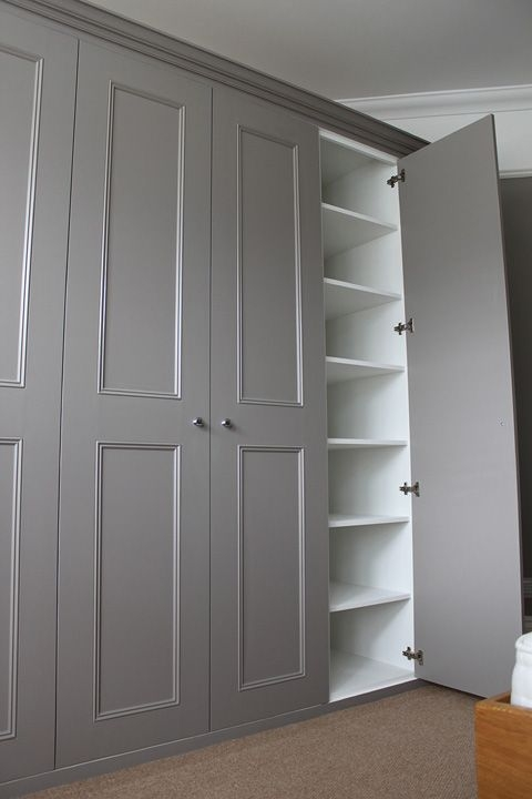 Best 25 Wardrobe Doors Ideas On Pinterest Built In Wardrobe definitely throughout Fitted Wooden Wardrobes (Image 9 of 30)