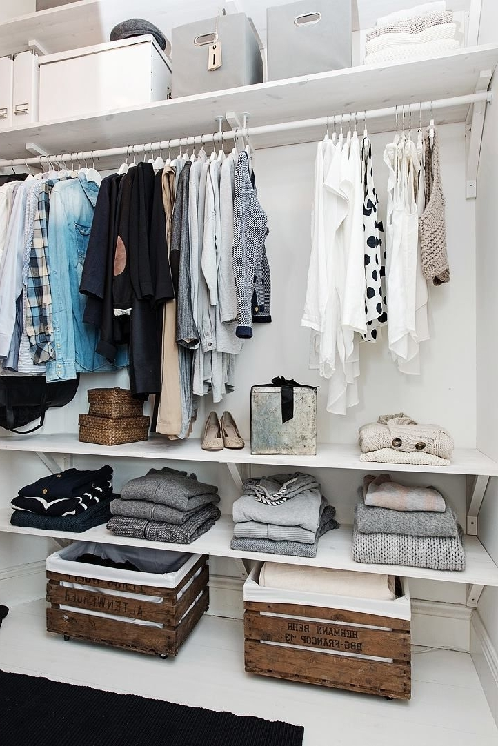 Best 25 Wardrobe Shelving Ideas On Pinterest Ikea Wardrobe most certainly for Drawers and Shelves for Wardrobes (Image 11 of 30)