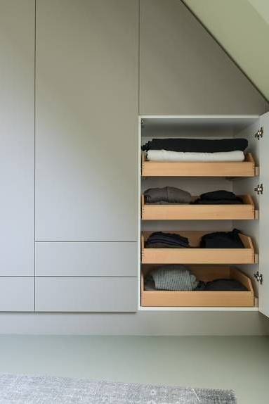 Best 25 Wardrobe Storage Ideas On Pinterest Ikea Walk In properly within Drawers and Shelves for Wardrobes (Image 18 of 30)