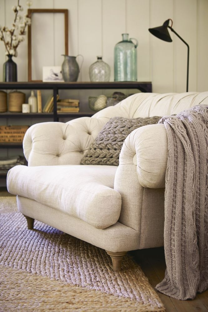 Best 25 White Corner Sofas Ideas On Pinterest Grey Corner Sofa clearly within Large Sofa Chairs (Image 10 of 20)