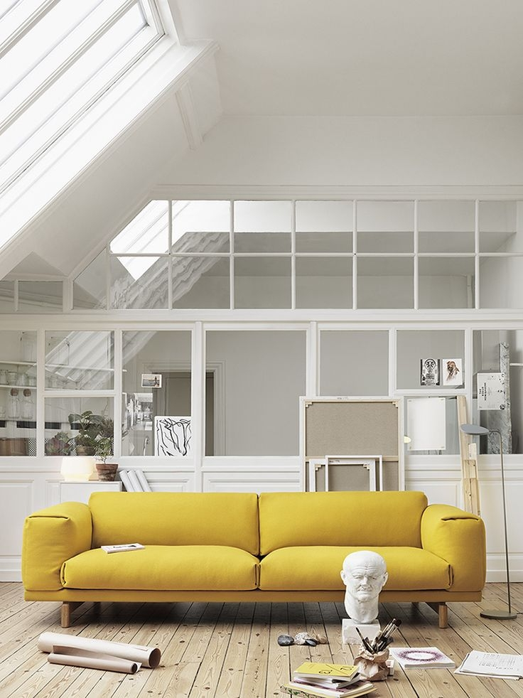 Best 25 Yellow Corner Sofas Ideas Only On Pinterest Yellow very well throughout Yellow Sofa Chairs (Image 6 of 20)