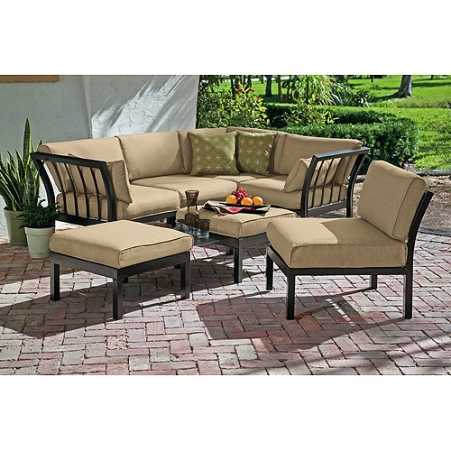 Best Choice Products 7pc Outdoor Patio Garden Furniture Wicker definitely throughout Outdoor Sofa Chairs (Image 7 of 20)