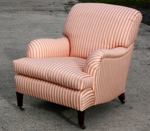 Black Barn Sofas Howard And Sons definitely throughout Small Armchairs (Image 12 of 20)