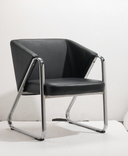 Black Leather Office Chairsoffice Sofaoffice Reception Chairs Definitely Intended For Sofa Desk Chairs (View 8 of 20)