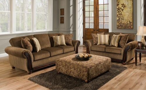 Brilliant Sofa Loveseat Sofa And Love Seat Sets Living Room properly in Sofas And Loveseats (Image 6 of 20)