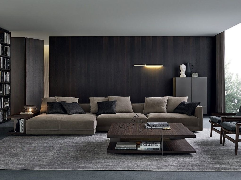 Bristol Sofa Poliform Design Jean Marie Massaud definitely pertaining to Bristol Sofas (Image 9 of 20)
